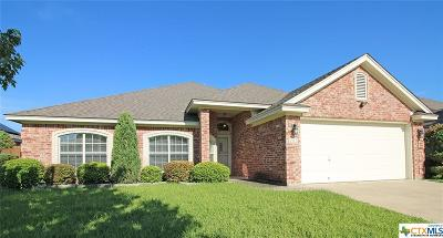 Harker Heights Single Family Home For Sale: 1915 Herald Drive