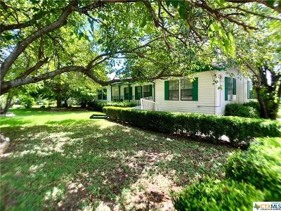Harker Heights Mobile/Manufactured For Sale: 905 Daisy Dr.