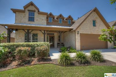 New Braunfels Single Family Home For Sale: 500 Pecan Farms