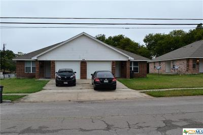 Killeen Multi Family Home For Sale: 601 Gilmer Street