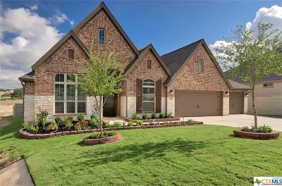 New Braunfels Single Family Home For Sale: 1145 Nutmeg Trail