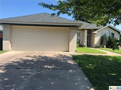 Killeen Single Family Home For Sale: 4211 Lost Oak Drive