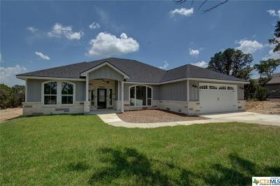 Canyon Lake Single Family Home For Sale: 819 Primrose Path