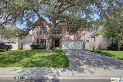 San Antonio Single Family Home For Sale: 16423 Hornet Creek Drive