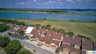 Canyon Lake Condo/Townhouse For Sale: 1000 Parkview