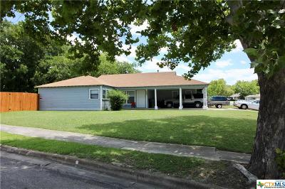 Killeen Single Family Home For Sale: 909 W Dean Avenue