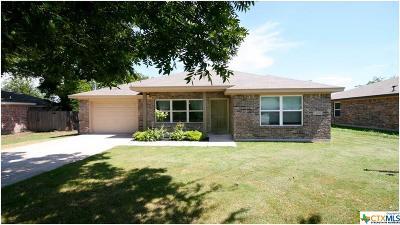 Lampasas Single Family Home For Sale: 1208 E Avenue F