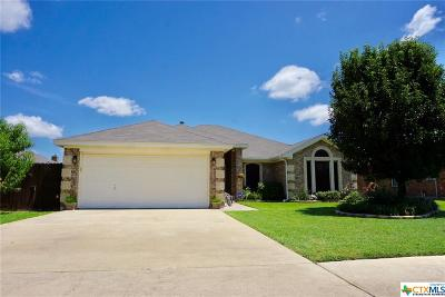 Killeen Single Family Home For Sale: 3505 Republic Of Texas Drive