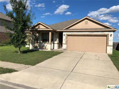 Killeen Single Family Home For Sale: 6810 Deorsam Loop