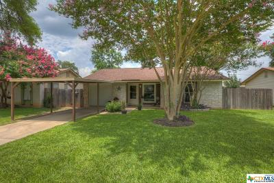 Guadalupe County Single Family Home For Sale: 1412 Chestnut Drive