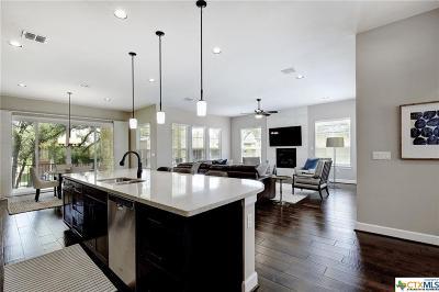 San Marcos Single Family Home For Sale: 217 Skipping Cedar St - Kissing Tree Street