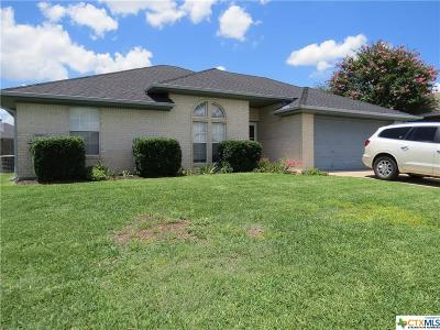 Killeen Single Family Home For Sale: 3811 Oak Valley Drive