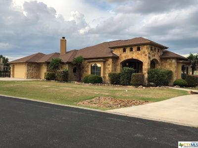 New Braunfels Single Family Home For Sale: 108 Bandit Bay View