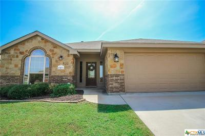 Temple Single Family Home For Sale: 6103 Fair Hill Drive