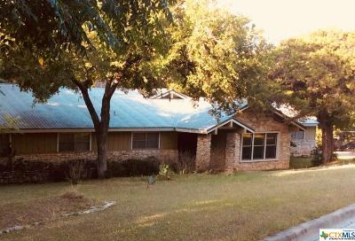 San Marcos Single Family Home For Sale: 814 N Loop Street
