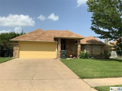 Killeen Rental For Rent: 4808 Acorn Creek