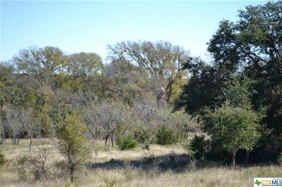 Bell County, Bosque County, Burnet County, Calhoun County, Coryell County, Lampasas County, Limestone County, Llano County, McLennan County, Milam County, Mills County, San Saba County, Williamson County, Brown County, Comanche County, Erath County Residential Lots & Land For Sale: Cr 340
