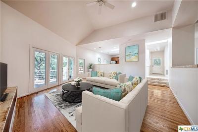 West Lake Hills Single Family Home For Sale: 800 W Ledgeway Street