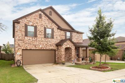 Cibolo Single Family Home For Sale: 113 Hinge Chase