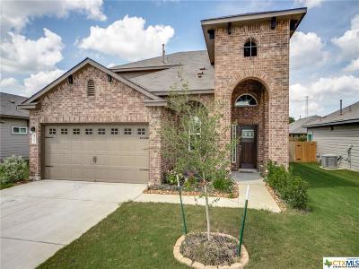 New Braunfels Single Family Home For Sale: 423 Escarpment Oak Street