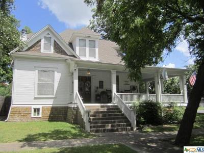 Temple Single Family Home For Sale: 603 N 7th Street