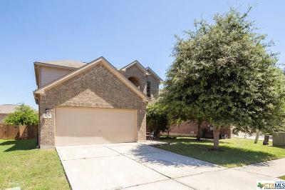Cibolo Single Family Home For Sale: 429 Prickly Pear Drive