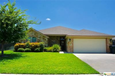 Killeen Single Family Home For Sale: 4406 Rich Drive