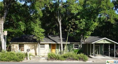San Marcos Single Family Home For Sale: 106 E Holland Street