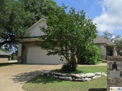 Belton Single Family Home For Sale: 3010 Legend Oaks Boulevard
