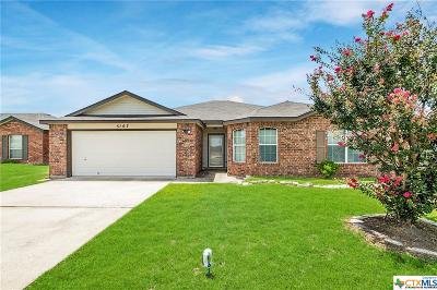 Killeen Single Family Home For Sale: 5107 Lauren Lea Drive
