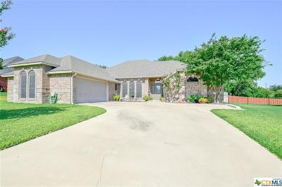 Harker Heights Single Family Home For Sale: 606 Pomegranate Circle