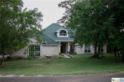 Temple, Belton Single Family Home For Sale: 5008 Lakeaire Circle
