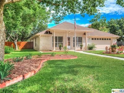 New Braunfels Single Family Home For Sale: 1831 Fox Glen Road