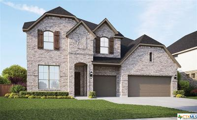 New Braunfels Single Family Home For Sale: 1141 Carriage Loop