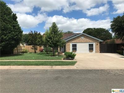Coryell County Single Family Home For Sale: 1404 Creek Street