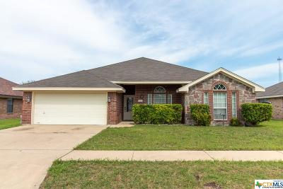 Killeen Single Family Home For Sale: 3104 Hydrangea Avenue