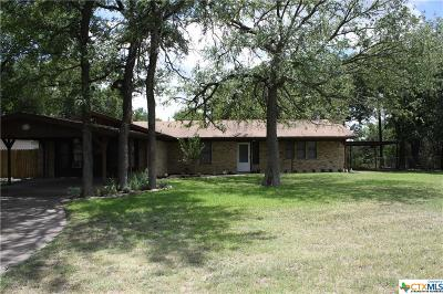 Gatesville TX Single Family Home For Sale: $148,000