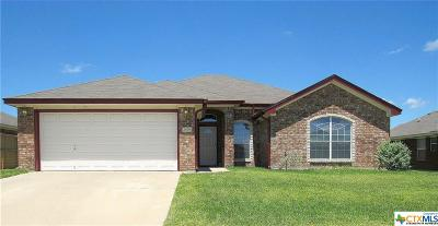 Killeen Single Family Home For Sale: 2409 Wisteria Lane