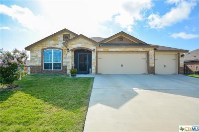 Killeen Single Family Home For Sale: 7200 Bose Ikard Drive