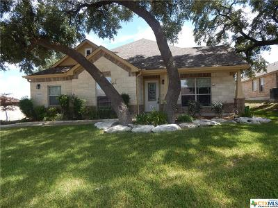 Killeen Single Family Home For Sale: 6106 Cobalt Lane
