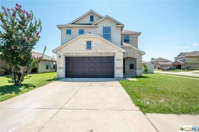 Killeen Single Family Home For Sale: 5312 Lyra Drive