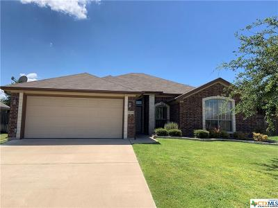 Temple TX Single Family Home For Sale: $199,990