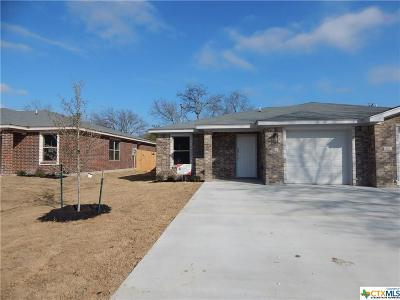 Harker Heights Single Family Home For Sale: 227 E Beeline Lane