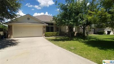 Single Family Home For Sale: 6010 Wildcat Drive