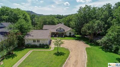 Canyon Lake Single Family Home For Sale: 2543 Edgegrove