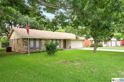Temple TX Single Family Home For Sale: $135,000