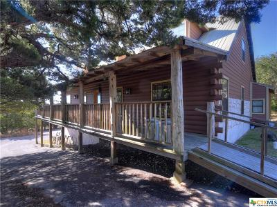 Dripping Springs TX Single Family Home For Sale: $415,000