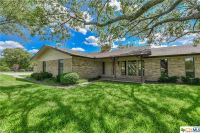 Kempner Single Family Home For Sale: 2874 S Fm 116