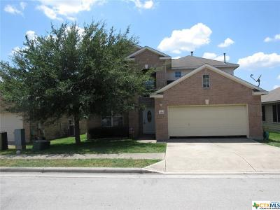 Buda TX Single Family Home For Sale: $299,900