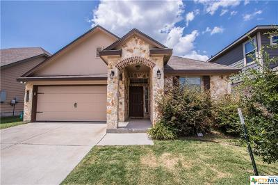 Killeen Single Family Home For Sale: 3415 Greyfriar Drive